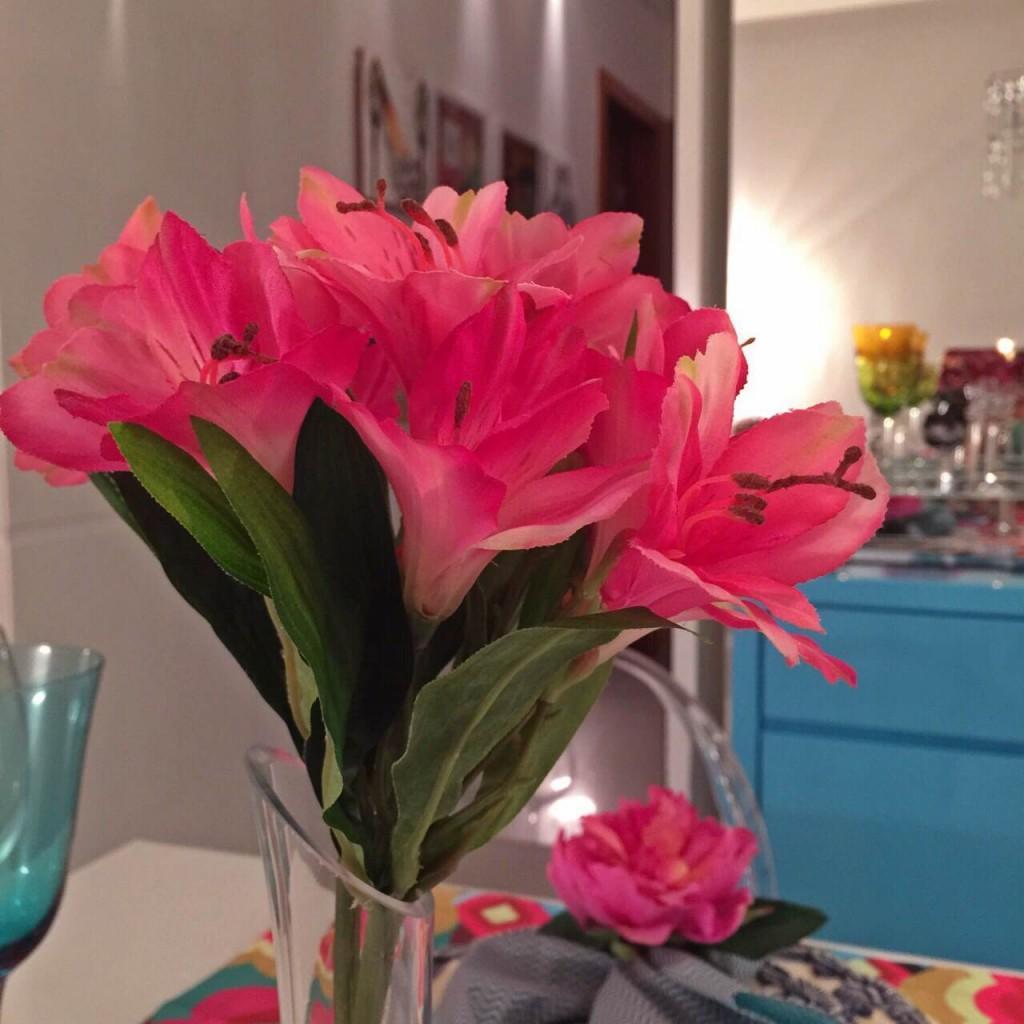 astromelias pink