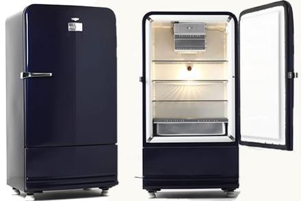 geladeira retro