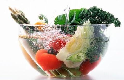 higienizacao dos alimentos