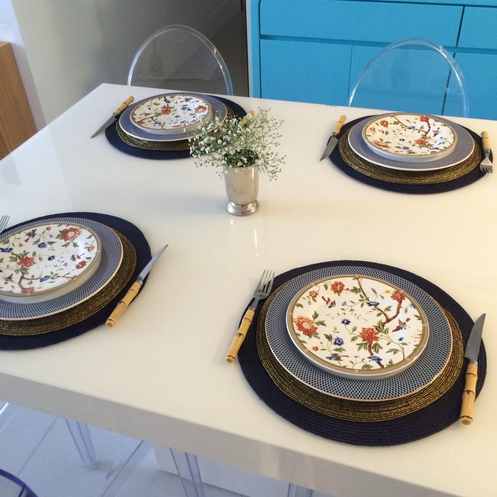 mesa dia dos pais