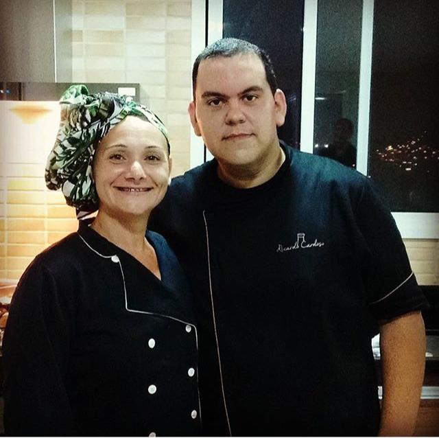 Chef Ricardo Cardoso